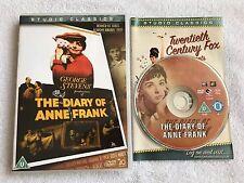 The Diary Of Anne Frank (DVD, 2005) - Studio Classics #47