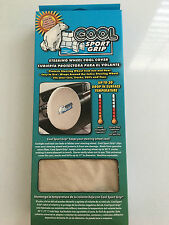 """UNIVERSAL COOL STEERING WHEEL COVER 17"""" Fits CHEVROLET"""