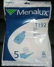 WERTHEIM ET1400 ET2000 SERIES VACUUM BAGS MENALUX PART #  T192