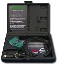 Engine Diagnostic Scan tool and analyser for OBD2 and more. EcuTeK Pro Cable kit