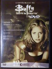 BUFFY Saison 1 episodes 5-6-7-8  Edition Atlas dvd 2  Parfait état