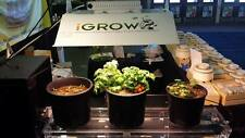 Pot & Go's Hybrid Self Watering Sys: No Drip Sys! No Timers! No Elec!
