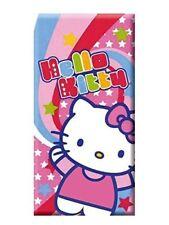 Serviettes et gants de toilette Hello Kitty pour enfant Salle de bain