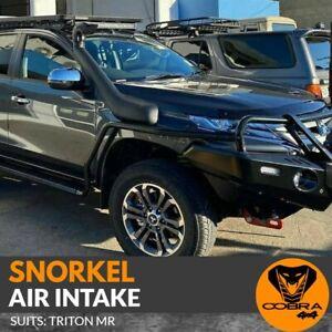 Snorkel Kit Fits Mitsubishi Triton MR 2019 2020 2021 Air Intake 4WD 4x4
