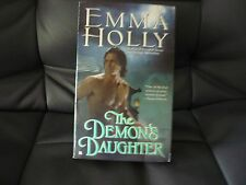 EMMA HOLLY PARANORMAL ROMANCE - THE DEMON'S DAUGHTER - BOOK 1 TALES DEMON WORLD