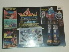 Vintage Vehicle Voltron Warren 3-D Jigsaw Stand Up Puzzle new in box