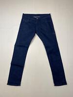 G-STAR RAW DEXTER SUPER SLIM Jeans - W32 L32 - Navy - Great Condition - Men's