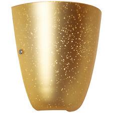 Wall Light Star Effect Lamp Light Lighting Spotlight Gleam Gold Glass New