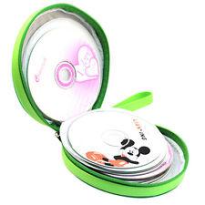 Cute Portable 24 Disc CD DVD  Storage Case Wallet Hard Box Bag Holder