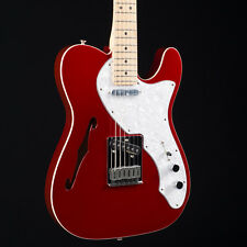 Fender Deluxe Telecaster Thinline Candy Apple Red 8241