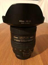Nikon AF Nikkor 18 - 35 mm 1:3 .5 - 4.5 ed