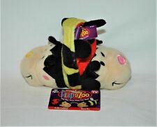 """Flipazoo Flipzees 5"""" Dottie Ladybug to Buzzy Bee New w/Tags 2 in 1 Pocket Plush"""
