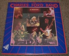 A Reunion The Charles Ford Band~RARE 1983 Blues Rock~VG++ Vinyl~FAST SHIPPING!!!