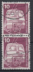 BRD 1975 Mi. Nr. 847 senkrechtes Paar gestempelt (18483)