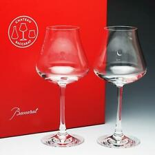 Chateau Baccarat Red Wine Glass Set of 2