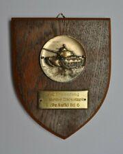 Wappen Emblem Sanitätsdienst der Bundeswehr .........E1294 Bundeswehr Messing