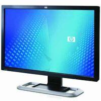 """HP L2045w 20"""" Widescreen Monitor VGA DVI w/2-Port USB Hub 419299-002 431139-002"""