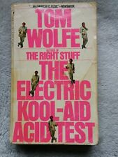 Electric Kool Aid Acid Test by Wolfe Tom James Book The Cheap Fast Free Post