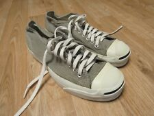 Vintage Converse Jack Purcell 6.5 USA Plaid checkered rare shoes sneakers