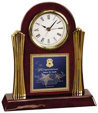 Police Academy Sheriff School Graduation Gift Congratulation Clock Policeman