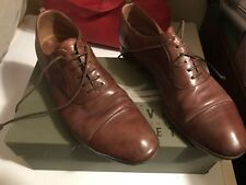 SCARPE DA UOMO FRANCESINE IN PELLE MARRONE  fb4c939cdc3