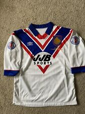 Great Britain 1993 Umbro Rugby League Shirt Player Issue Not Match Worn