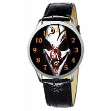Dark Clown Stainless Wristwatch Wrist Watch