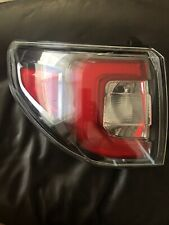 2013-2016 GMC Acadia Left Outer Tail Light With LED Bulbs OEM
