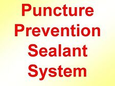 Puncture Prevention System (Suit Mobility Scooter etc)