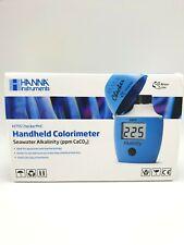 Hanna - Testeur Photomètre d'Alcalinité HI755 Checker 0-300 PPM pour Eau de Mer