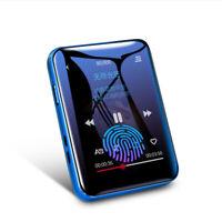 Mini Bluetooth MP3 Music Player MP4 Media FM Radio Hi-Fi Lossless Sound Walkman