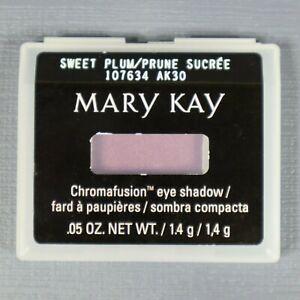 "Mary Kay Chromafusion Eye Shadow ""Sweet Plum"" .05oz/1.4g New 107634"