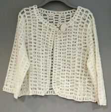 Sophie Gray Jacket cream - size 22 Brand new with tags