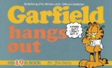 Garfield: Hangs Out Vol. 19 by Jim Davis (1990, Paperback) Odie Jon