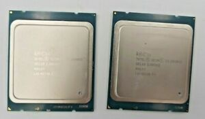 2pcs.Intel Xeon E5-2650 V2 2.60GHz 8 Core SR1A8 LGA2011 CPU .