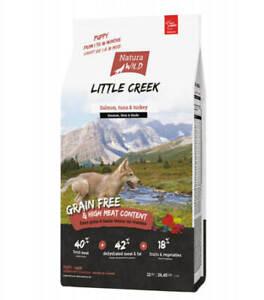 Natura Wild Little Creek Puppy Dry Dog Food with Salmon Tuna & Turkey Grain Free