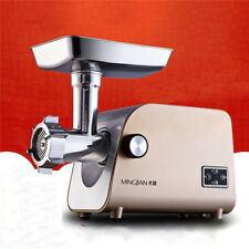 220V Meat Chopper Meat Mincing Machine Multifunction Electric Meat Grinder
