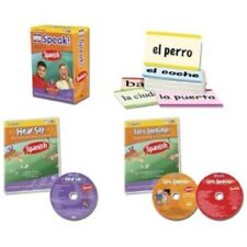 Your Baby Can Speak! Spanish 2 Dvd's- 1 Cd Set With 104 Word Cards.