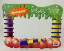 Nickelodeon Back to School Message Center Dry Erase Board Burger King 1999