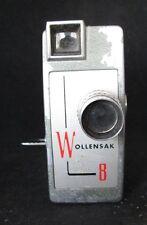 Wollensak 8 Model 58 Vintage Movie Camera