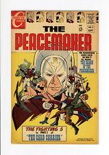 PEACEMAKER #4 - ORIGIN of PEACEMAKER - 1st Printing 1967 - JOHN CENA