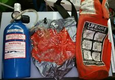 LIFEAIR-5 Minutes Escape Air Tank Respirator EMERGENCY LIFE SUPPORT APPARATUS