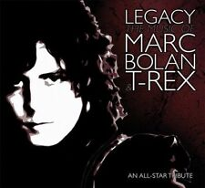 Legacy: The Music of Marc Bolan & T-Rex by Various Artists (CD, Jun-2012, The Store for Music)