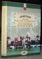 VERY RARE, WILLIAMS & HYLAND SIGNED, JAMESON IRISH GRAND NATIONAL, EQUESTRIAN