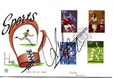 1980 Boxing Sport Cover SIGNED Amir Khan