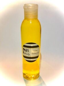 Yellow Peeling Oil