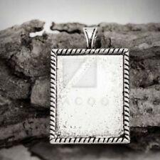 Rechteckige im Stil Tibetischen, Form & kugeln Perlen