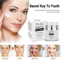 Retinol Cream Hyaluronic Acid Anti Wrinkles Face Cream Moisturizing A1S8
