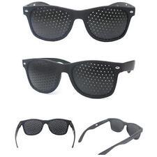 Care Eyesight Improver Pinhole Glasses Anti-fatigue Stenopeic Glasses Eye Take a