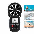 Digital Anemometer Air Flow Meter LCD Wind Speed Gauge Handheld 866B 0.3-30M/s